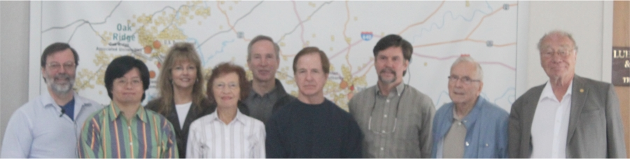 2011 Tennessee Inventors Association Officers and Board Members